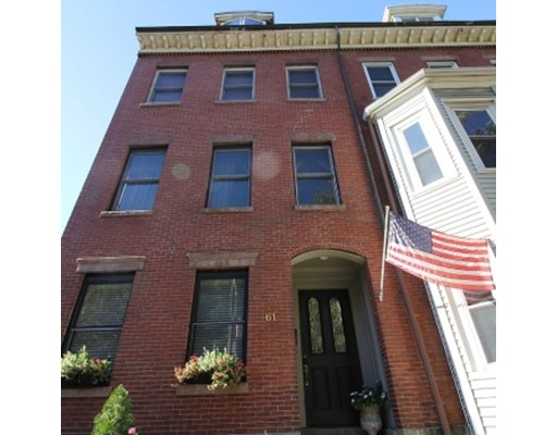 Multi-Family Home for Sale at 61 Centre Street Boston, Massachusetts 02119 United States
