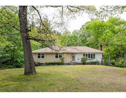 Single Family Home for Sale at 112 Brookwood Drive Longmeadow, Massachusetts 01106 United States
