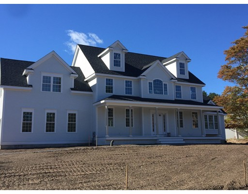 Single Family Home for Sale at 5 HORSESHOE LANE (LOT 7) Canton, Massachusetts 02021 United States