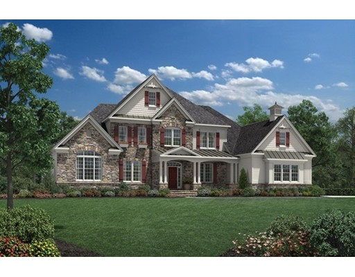 Single Family Home for Sale at 21 Amber Drive Wrentham, 02093 United States