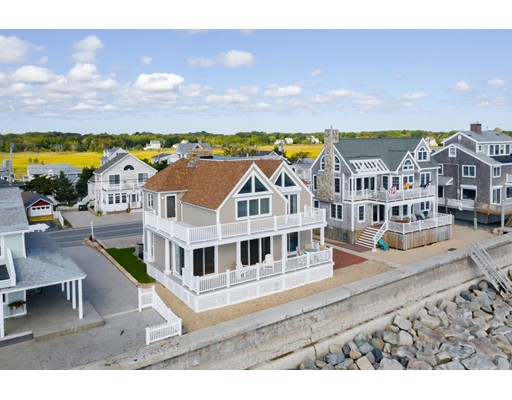 Single Family Home for Sale at 50 Bay Avenue Marshfield, Massachusetts 02050 United States