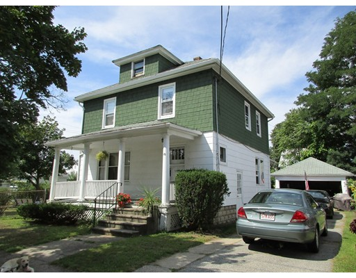 Single Family Home for Sale at 10 Wilber Street Springfield, Massachusetts 01104 United States