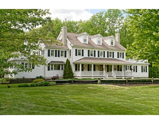 Single Family Home for Sale at 159 Millville Road Mendon, Massachusetts 01756 United States