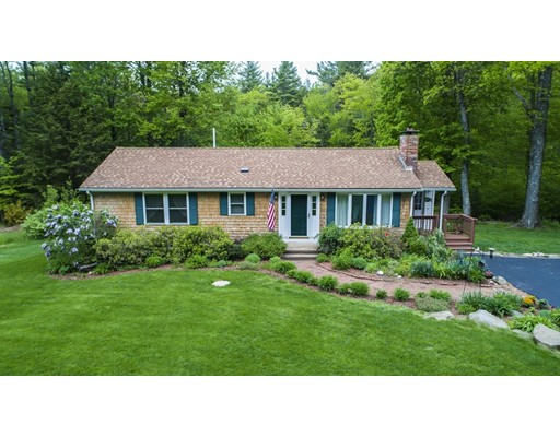 Single Family Home for Sale at 192 Ball Hill Road Princeton, Massachusetts 01541 United States