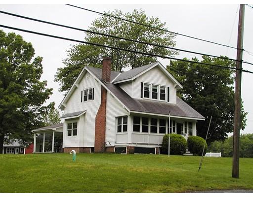 独户住宅 为 销售 在 119 Chestnut Street Hatfield, 马萨诸塞州 01038 美国