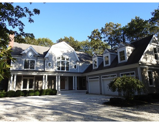 Single Family Home for Sale at 112 Gullane Road 112 Gullane Road Mashpee, Massachusetts 02649 United States