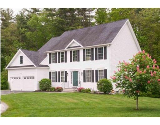 Single Family Home for Sale at 21 Nathan Hale Merrimack, New Hampshire 03054 United States