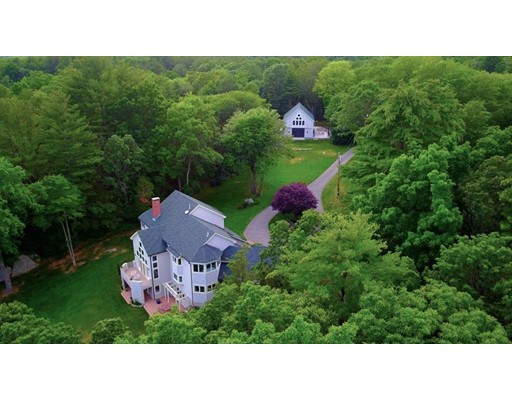 Single Family Home for Sale at 239 Middle Road Newbury, Massachusetts 01922 United States