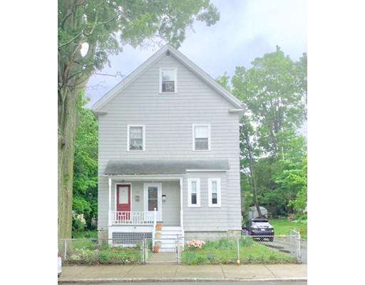 独户住宅 为 出租 在 130 Kittredge Street 波士顿, 马萨诸塞州 02131 美国