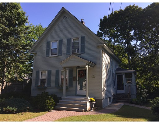 105 Abbott Avenue, Fitchburg, MA 01420
