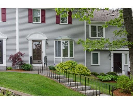 共管式独立产权公寓 为 销售 在 205 FOXWOODS CIRCLE 皮博迪, 马萨诸塞州 01960 美国