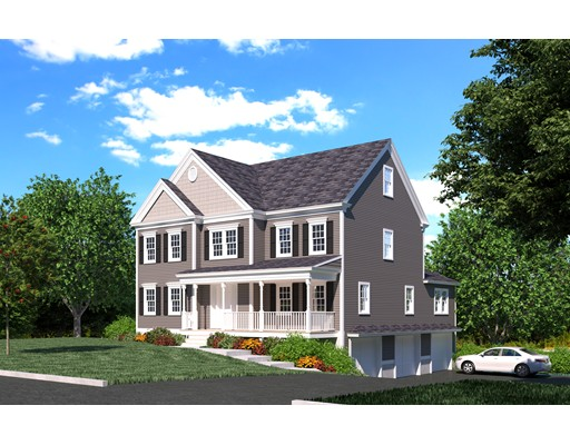 Single Family Home for Sale at 7 Green Meadow Drive 7 Green Meadow Drive Wilmington, Massachusetts 01887 United States