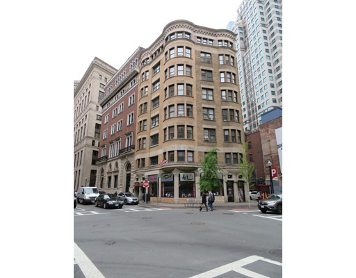 Multi-Family Home for Sale at 55 Broad Street Boston, 02109 United States