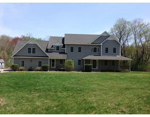 Single Family Home for Sale at 4 Turk Hollow Road Oxford, Massachusetts 01540 United States