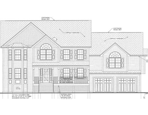 Single Family Home for Sale at 45 Harvest Lane Tewksbury, 01876 United States