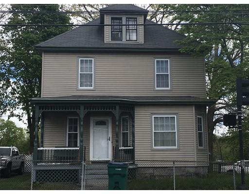 多户住宅 为 销售 在 448 Streetevens Street Lowell, 马萨诸塞州 01851 美国