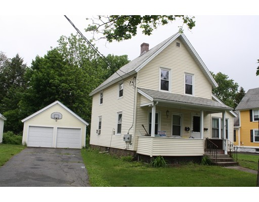 39 Haywood St, Greenfield, MA 01301