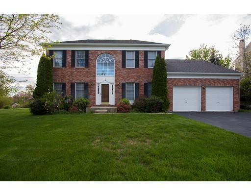 Additional photo for property listing at 8 Elliot Circle  Shrewsbury, Massachusetts 01545 United States