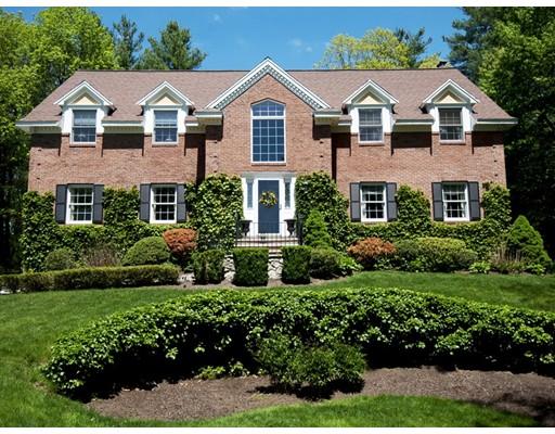 Частный односемейный дом для того Продажа на 24 Shasta Drive North Reading, Массачусетс 01864 Соединенные Штаты