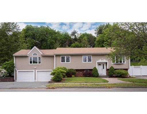 Casa Unifamiliar por un Venta en 24 Roosevelt Avenue Peabody, Massachusetts 01960 Estados Unidos