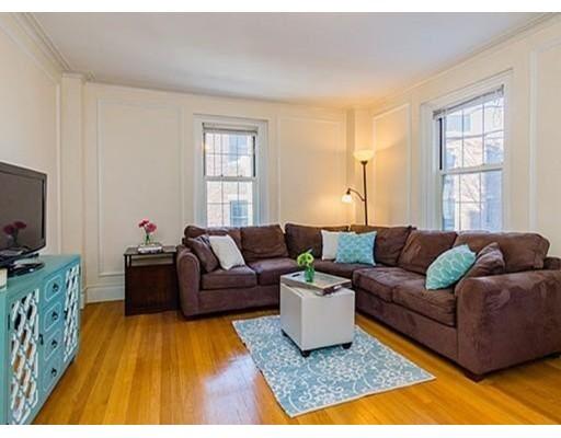 Single Family Home for Rent at 1450 Beacon Street Brookline, Massachusetts 02446 United States