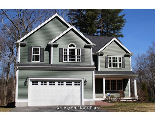 Single Family Home for Sale at 143 Fir Hill Lane Northbridge, Massachusetts 01534 United States