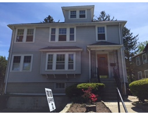 Single Family Home for Rent at 220 Belmont Street Watertown, Massachusetts 02472 United States