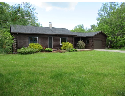 Частный односемейный дом для того Продажа на 23 Iroquois Drive Ashburnham, Массачусетс 01430 Соединенные Штаты