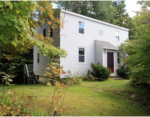 Single Family Home for Sale at 98 Wendell Depot Road 98 Wendell Depot Road Wendell, Massachusetts 01379 United States