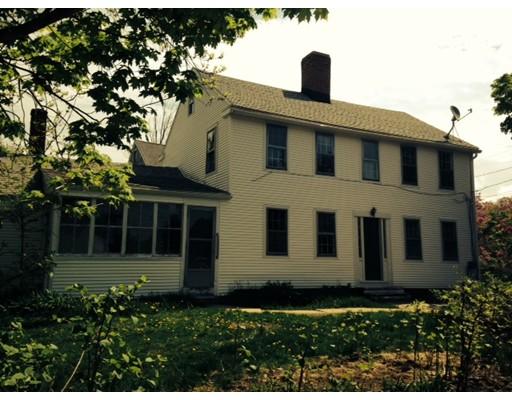 Casa Unifamiliar por un Venta en 3 Maple Avenue Hubbardston, Massachusetts 01452 Estados Unidos