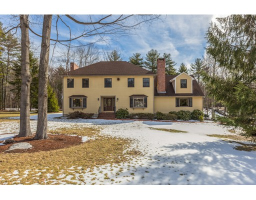Single Family Home for Sale at 169 Nagog Hill Road Acton, Massachusetts 01720 United States