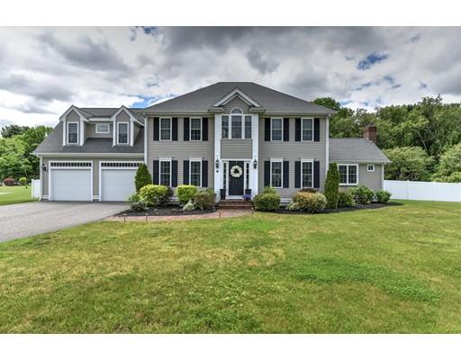 Maison unifamiliale pour l Vente à 6 Settlers Drive Lakeville, Massachusetts 02347 États-Unis