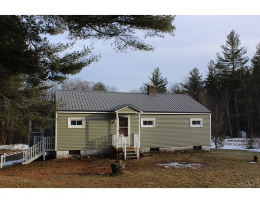 Single Family Home for Sale at 5 Pine Hill Drive 5 Pine Hill Drive Rowe, Massachusetts 01367 United States