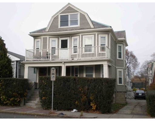 Single Family Home for Rent at 1065 Broadway Somerville, Massachusetts 02144 United States