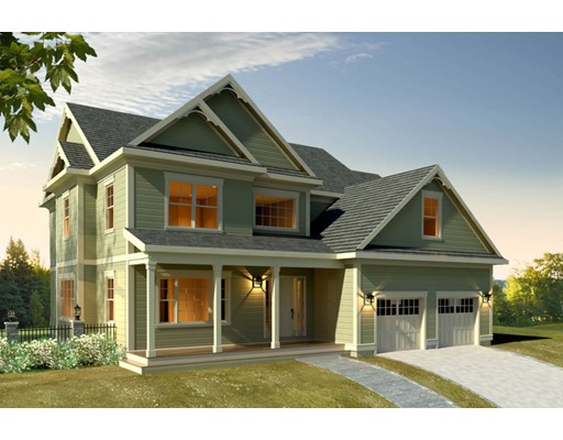 Casa Unifamiliar por un Venta en 2 Crestview Road 2 Crestview Road Littleton, Massachusetts 01460 Estados Unidos