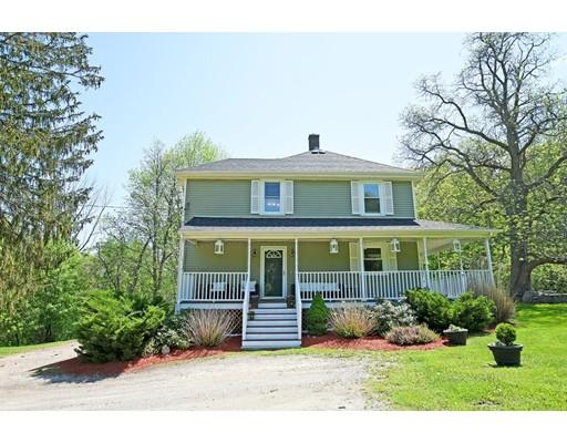 Maison unifamiliale pour l Vente à 79 Harkness Road North Smithfield, Rhode Island 02896 États-Unis