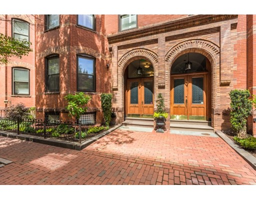 Additional photo for property listing at 63 Saint Botolph Street  波士顿, 马萨诸塞州 02116 美国