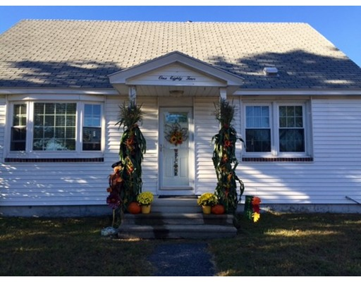 Single Family Home for Rent at 184 Florence Street Leominster, Massachusetts 01453 United States
