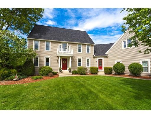 واحد منزل الأسرة للـ Sale في 6 Lottie Drive 6 Lottie Drive Grafton, Massachusetts 01519 United States