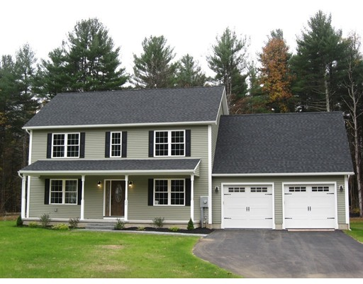 Single Family Home for Sale at 7 Angelica Drive 7 Angelica Drive Westfield, Massachusetts 01085 United States