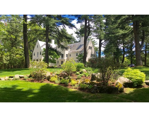 Single Family Home for Sale at 317 Garfield Road Concord, Massachusetts 01742 United States