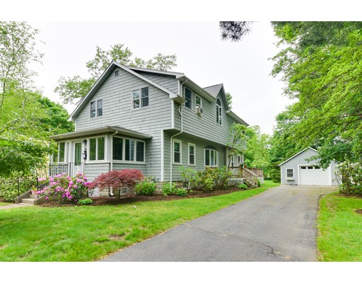 21 Lake Road, Wayland, MA 01778