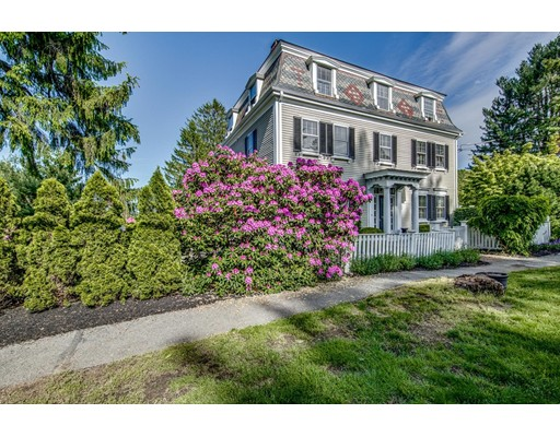 Single Family Home for Sale at 3 Spofford Street 3 Spofford Street Newburyport, Massachusetts 01950 United States