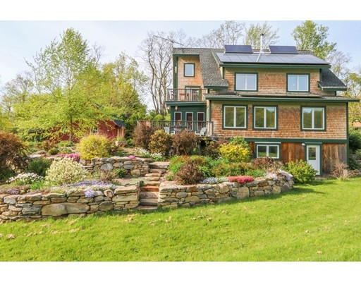 Single Family Home for Sale at 30 Wells Road 30 Wells Road Somers, Connecticut 06071 United States