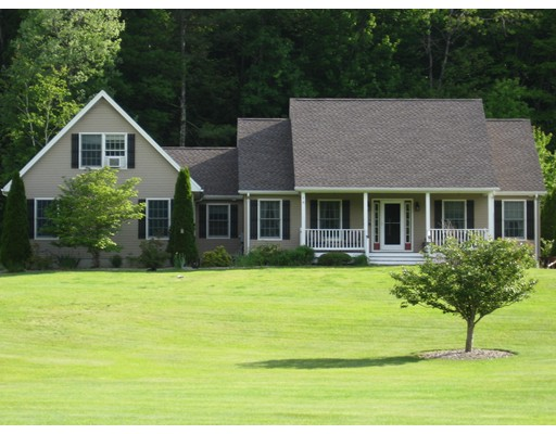 Single Family Home for Sale at 151 Old Palmer Road Brimfield, Massachusetts 01010 United States