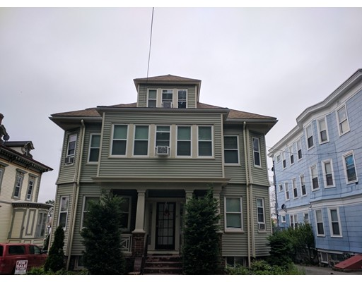 Multi-Family Home for Sale at 41 Parker Street Chelsea, Massachusetts 02150 United States