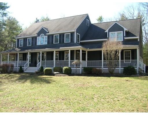Casa Unifamiliar por un Venta en 10 Abbey Road Georgetown, Massachusetts 01833 Estados Unidos