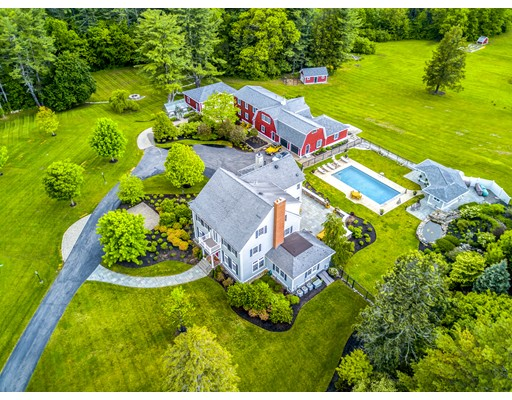 Частный односемейный дом для того Продажа на 140 High Street Dunstable, Массачусетс 01827 Соединенные Штаты