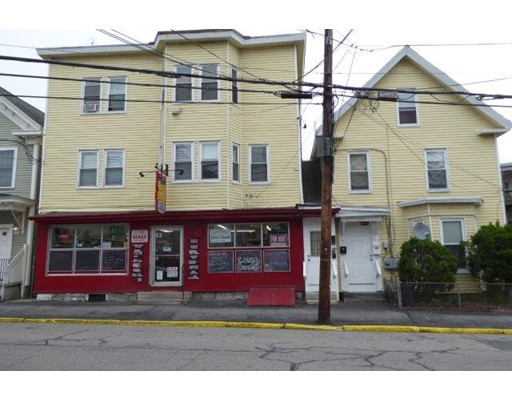 Multi-Family Home for Sale at 169 Salem Street Lowell, Massachusetts 01854 United States