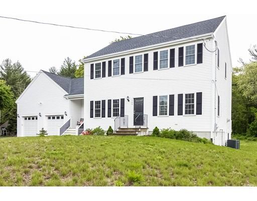 Частный односемейный дом для того Продажа на 1566 Hanover Street 1566 Hanover Street Hanover, Массачусетс 02339 Соединенные Штаты